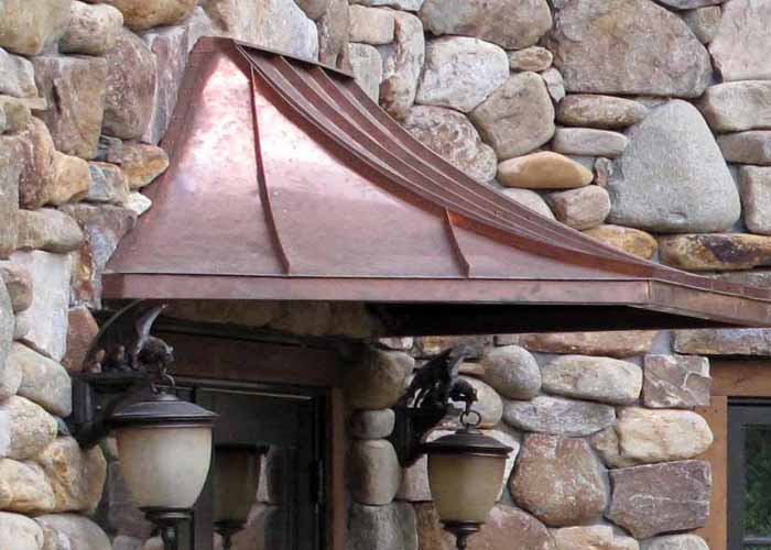 Luxury Mountain Estate Chipmunk Hollow The Roof