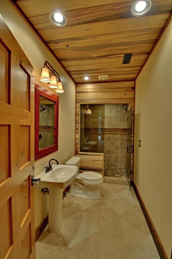 Bathroom sink components